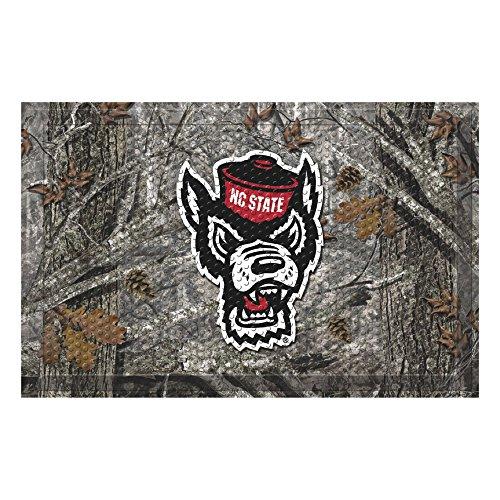 (NCAA North Carolina State University Wolfpack Shoe Scraper Door)