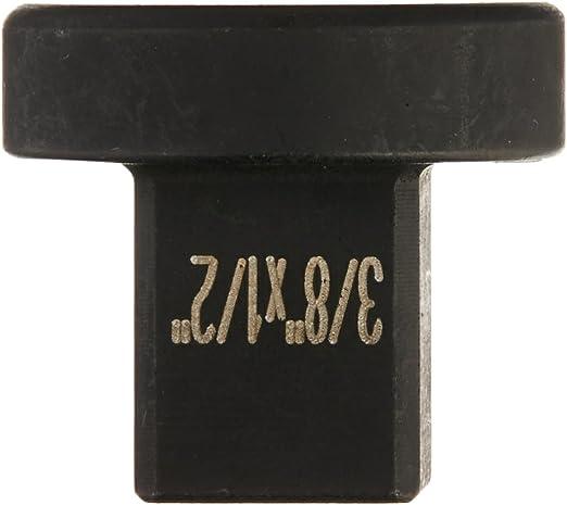 Male//Female thread 2 pcs Air comprimé réduction AG 1//2 pouces-IG 3//8 pouces