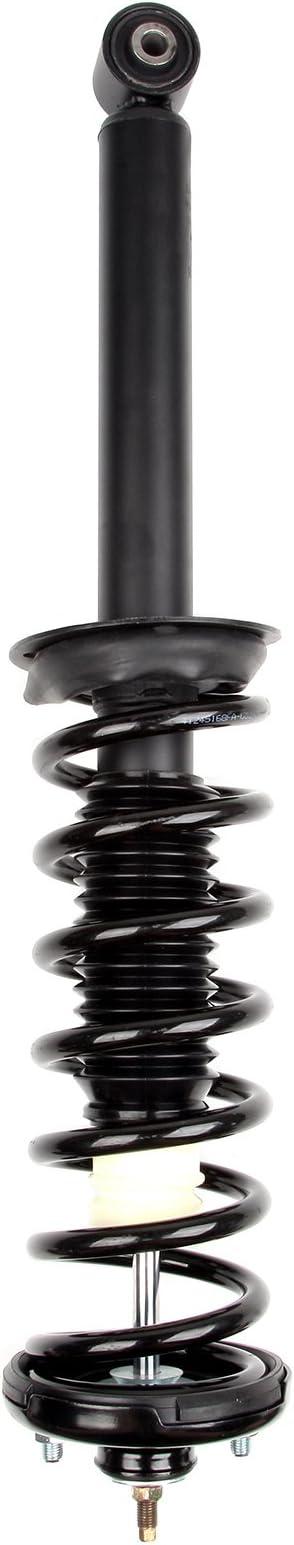 2003-2007 Honda Accord 171372 Replace Strut Spring Strut Assembly,OCPTY Complete Struts Shocks Fits 2004-2008 Acura TL