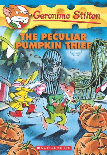 (The Peculiar Pumpkin Thief (Geronimo Stilton, No. 42))