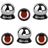 Nochoice Magnetic Car Mount Cell for Phones Big Angle Black (3 Magnets + 3 Balls)