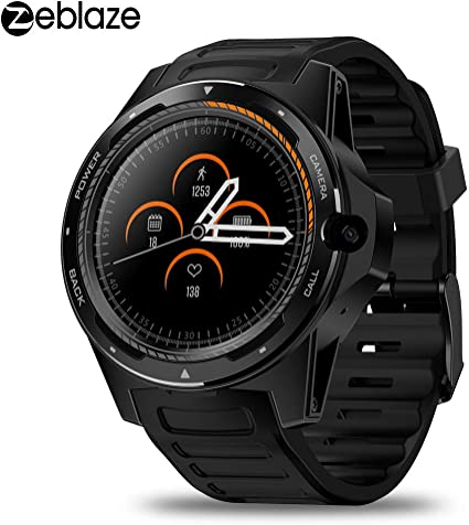 Amazon.com : Zeblaze Thor 5 Smartwatch, Dual Systems 4G ...
