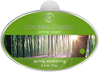 product image for Colonial Candle Spring Awakening Simmer Snaps
