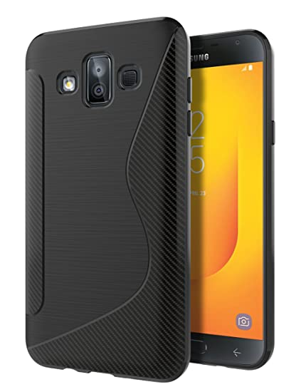 wholesale dealer e174e 118c4 Galaxy J7 Duo Case,SLMY(TM) Ultra [Slim Thin] Scratch Resistant TPU Rubber  Soft Skin Silicone Protective Cases Cover For Samsung Galaxy J7 Duo 2018-  ...