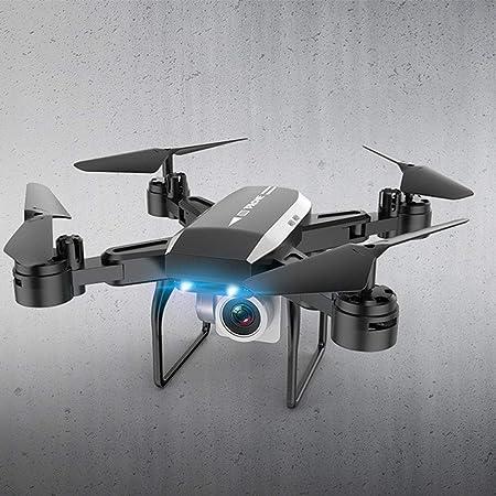 TXYFYP RC Dron, Plegable WiFi Cuadricóptero RC con HD 1080P Cámara ...