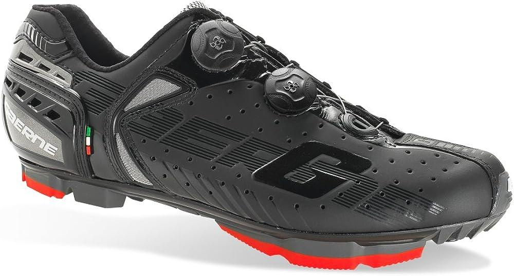 Gaerne 3477 001 G Kobra Black Zapatillas de ciclismo