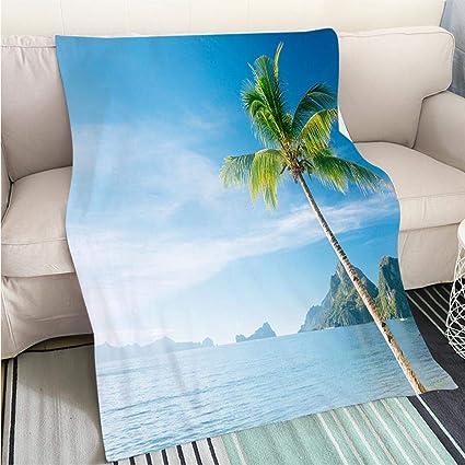 Amazon.com: BEICICI Art Design Photos Cool Quilt El Nido Las ...