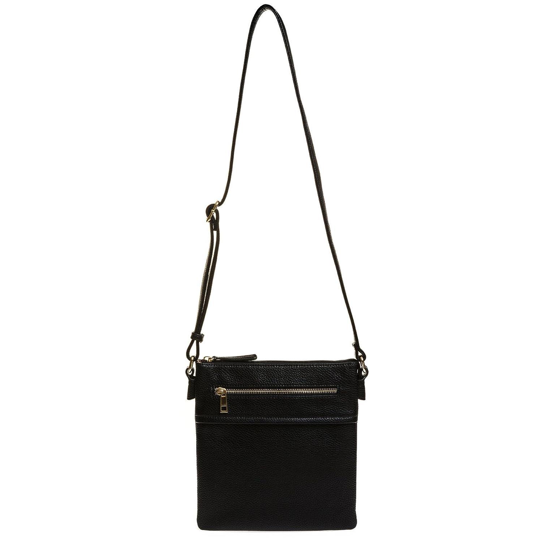 Tutilo Womens Fashion Designer Handbags Streamliner Large Crossbody Bag