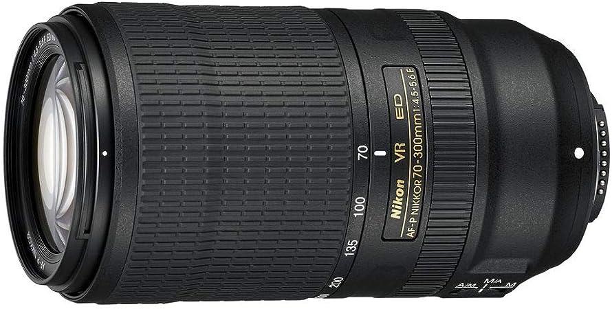 Nikon Af P Nikkor 70 300mm 1 4 5 5 6e Ed Vr Objektiv Kamera