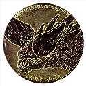モンスターハンター:ワールド ネルギガンテ 彫金ステッカーの商品画像