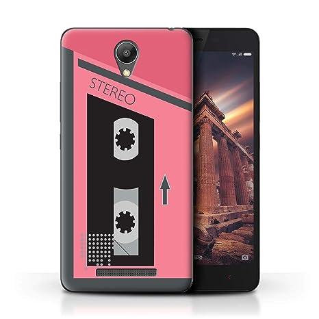 Stuff4®® - Carcasa para teléfono móvil, diseño de Casete Retro ...