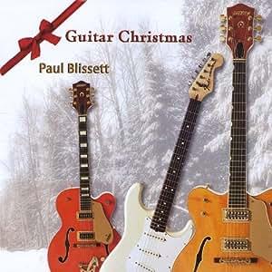 Guitar Christmas by Paul Blissett