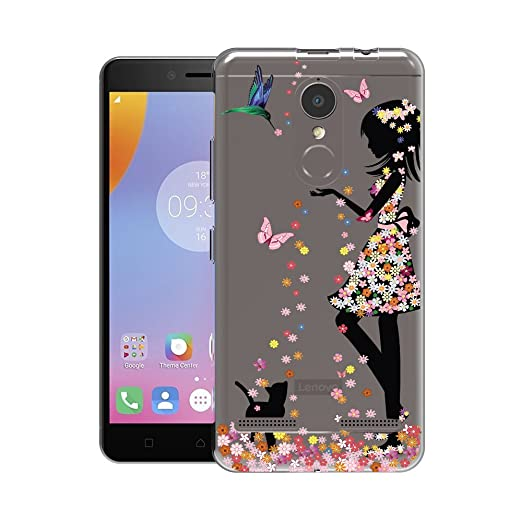 9 opinioni per K6 Note Cover , YIGA Flower Girl