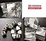 Genuine OEM Toyota Scion Lexus AIR Filter Element Box Cover Bolts Screws Nuts