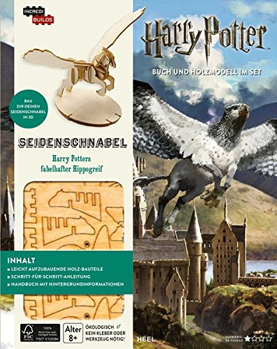 IncrediBuilds: Seidenschnabel: Harry Potters fabelhafter Hippogreif