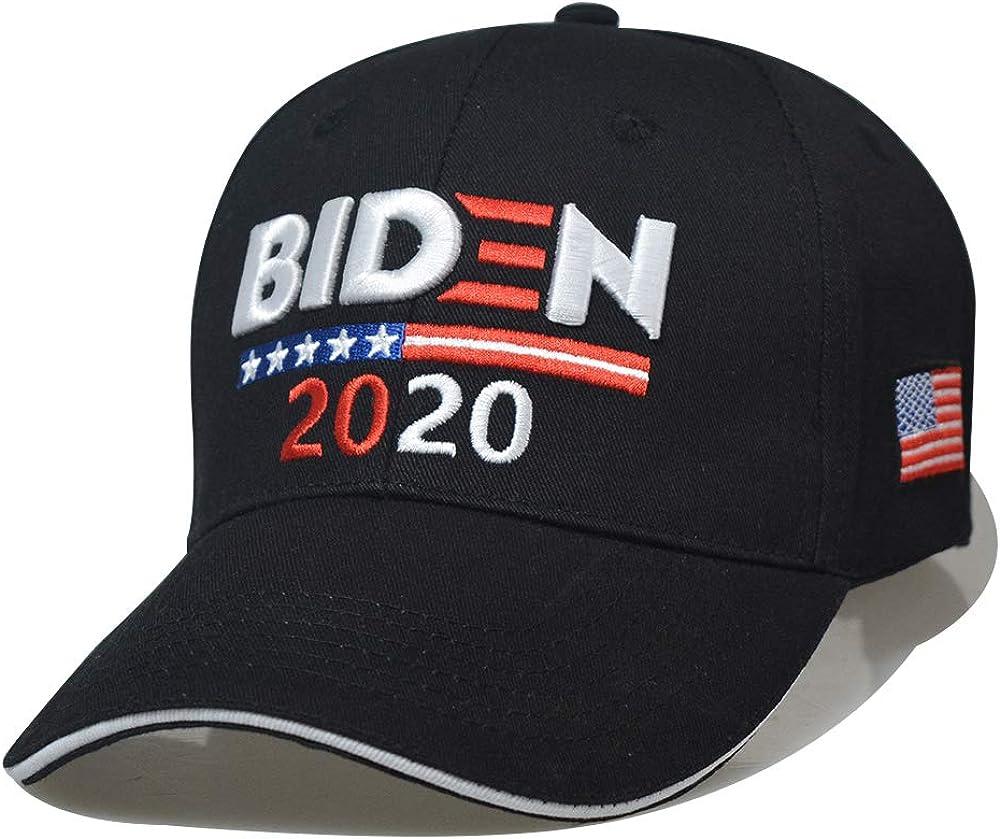 Notable Exception,Biden 2020 Gaffe Notable Exceptions Mens Cotton Classic Cap Adjustable Buckle Closure Hat Cowboy Cap Black
