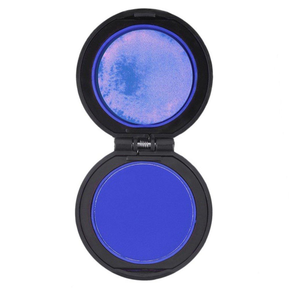 Gracefulvara Professional Temporary Hair Dye Chalk Blue