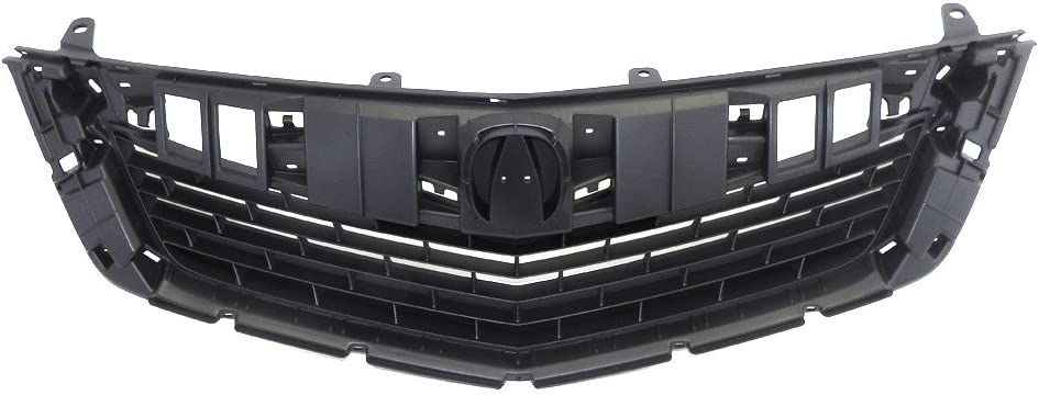 New Grille Trim Grill Upper Sedan For Acura TSX 2009-2010 AC1217101 Fits 71122TL2A00