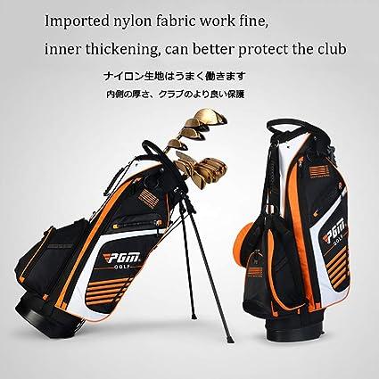 Hombre y Mujer Bolsa de Viaje del Club de Golf, 14 ...