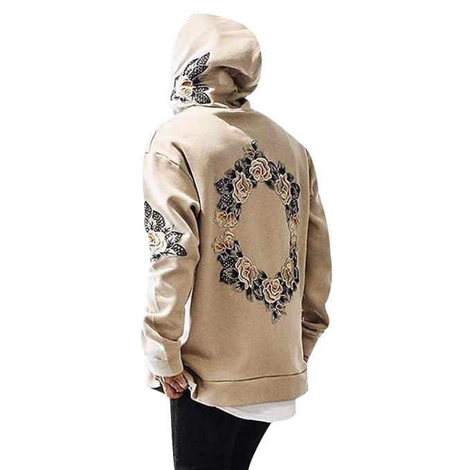 Amazon.com: DUDUBERLY Autumn Flower Print Hoodies Men Hip Hop Cool Mens Hooded Pullovers Mens Sweatshirt Streetwear Hombres Sudaderas F3 PALD: Home Audio & ...
