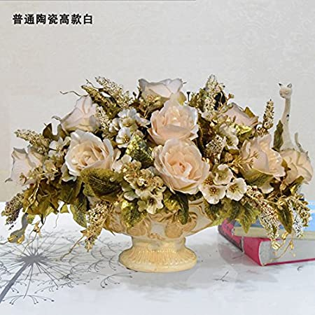 Swell Zhudj Fake Flowers Living Room Simulation Flower Set The Home Remodeling Inspirations Cosmcuboardxyz