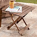 Dark Wood Folding Table and Chairs Coral Coast Ultimate Adirondack Table - Dark