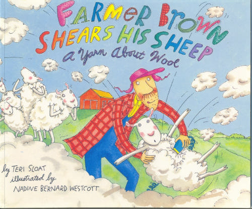 Farmer Brown Shears His Sheep PDF