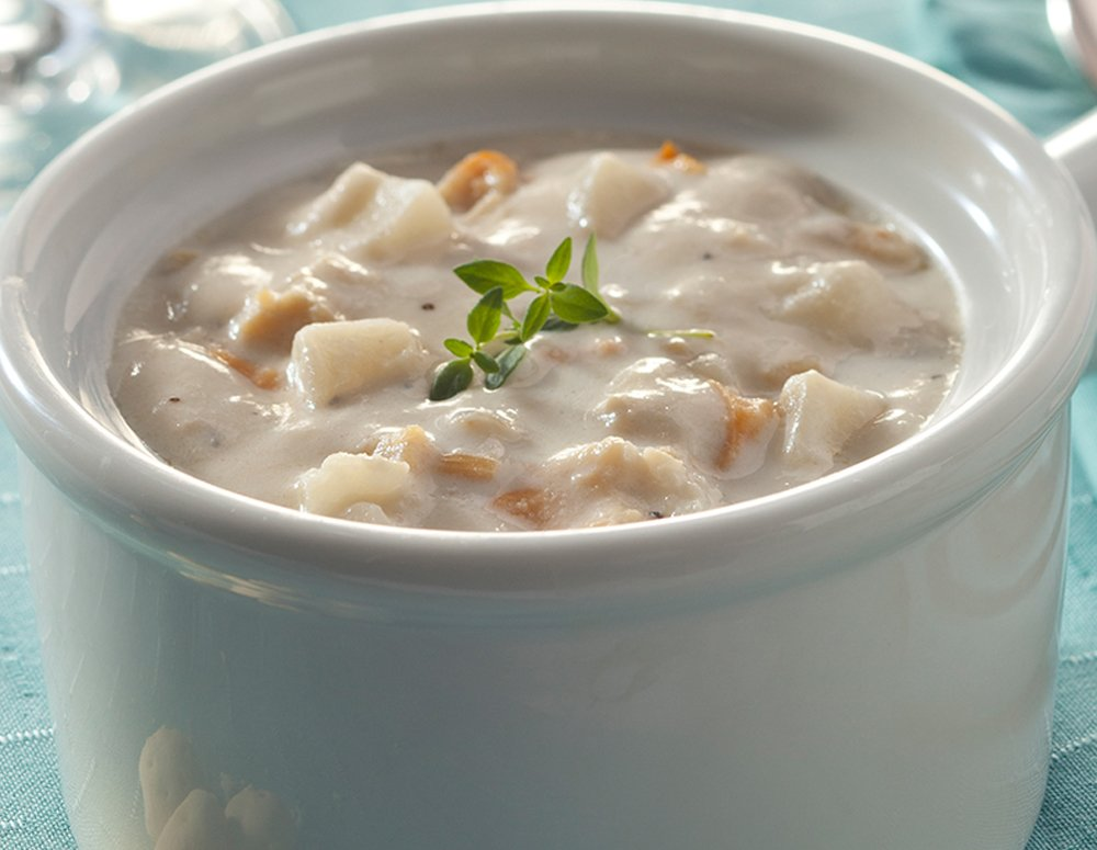 Legal Sea Foods New England Clam Chowder, 32 Fluid Ounce by Legal Sea Foods
