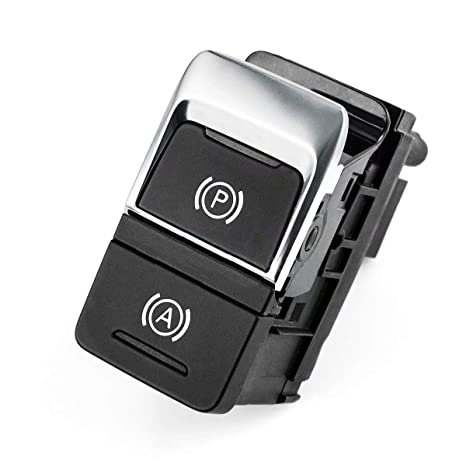 Amazon Com Loovey Car Parking Brake Button Switch For Audi A7