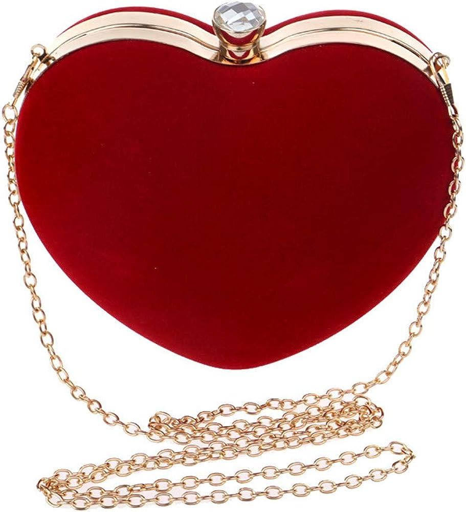 Banquet Bag Woman Heart...
