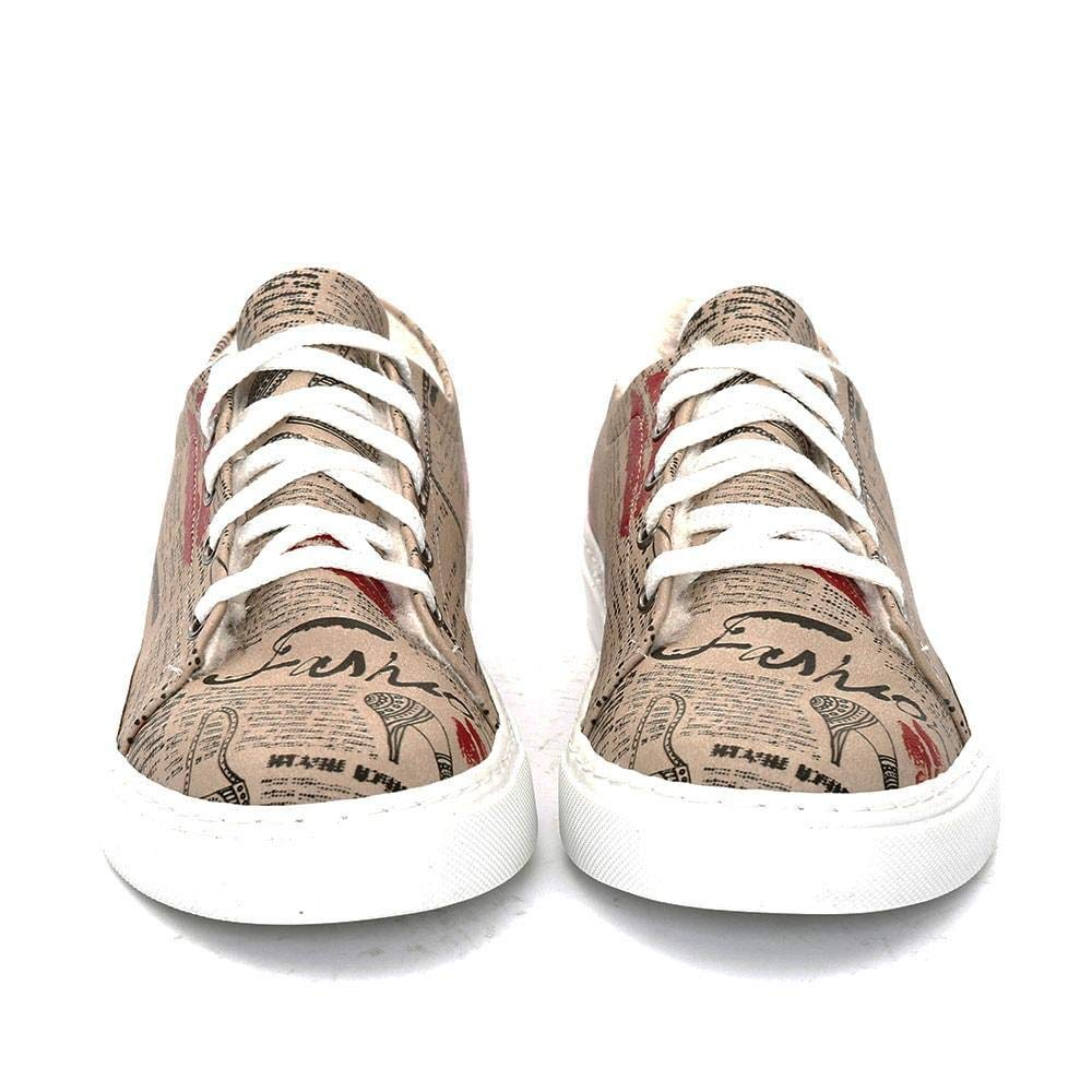 Fashion and Kiss Slip on Sneakers Shoes SPR101