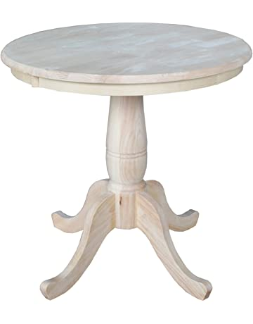 new products 9f04e 3c602 Pedestal Tables | Amazon.com