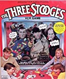 Three Stooges Vcr Game [VHS]