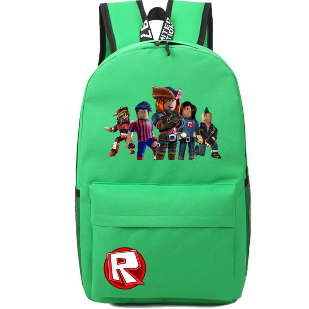 d0dcde1cda72 30%OFF SP Kids Schoolbag Backpack with Roblox Students Bookbag Handbags  Travelbag (rb-
