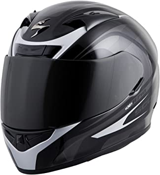Silver Choose Size Scorpion EXO-R710 TRANSECT Full-Face Motorcycle Helmet
