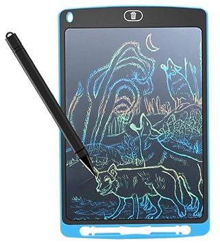 Amazon.com: Tableta de escritura LCD, pantalla colorida de ...