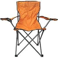 Andoutdoor Katlanır Kamp Sandalyesi, Turuncu