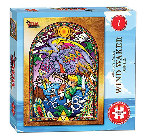 The Legend of Zelda Wind Waker Collector's Puzzle Series #1