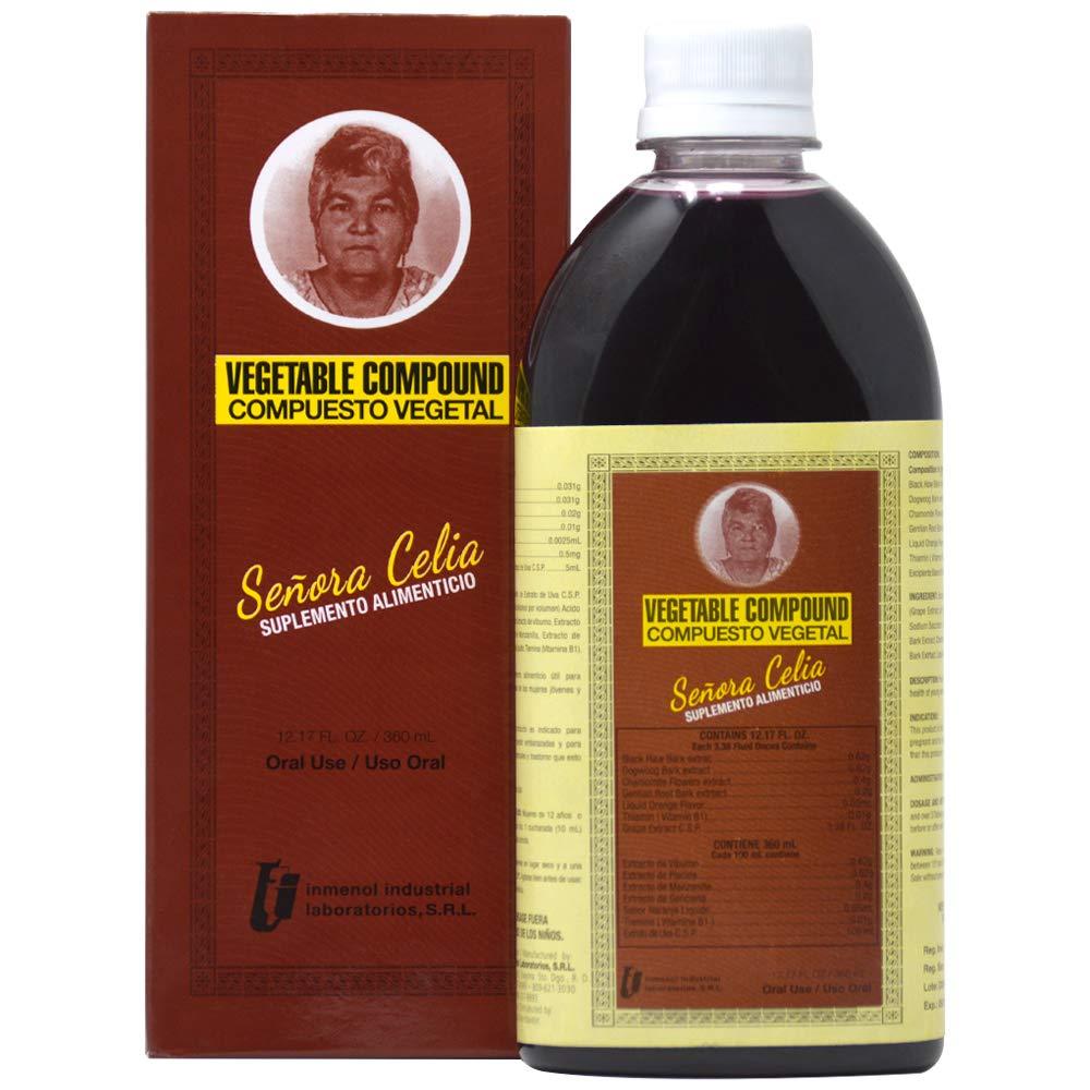 Senora Celia Vegetable Compound 12.17 oz / 360 ml