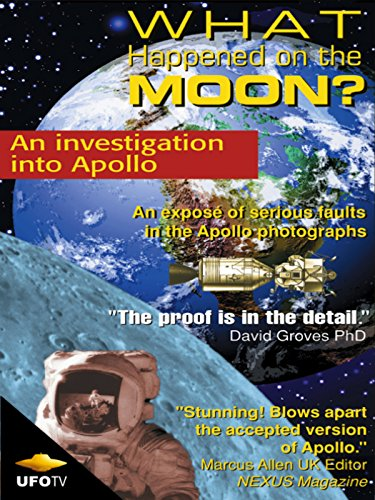 What Happened On the Moon? An Investigation Into Apollo
