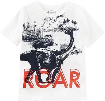 OshKosh B'gosh Round Neck T-Shirt For Boys