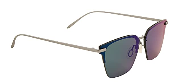 9b09dfc289 Image Unavailable. Image not available for. Color  Vera Bradley Women s  Dillon Polarized Rimless Sunglasses ...