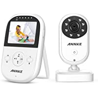 ANNKE Premium Wireless Baby Monitor with Built-In Camera