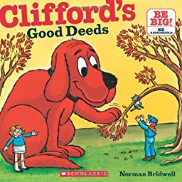 Clifford\'s Good Deeds (Clifford 8x8)
