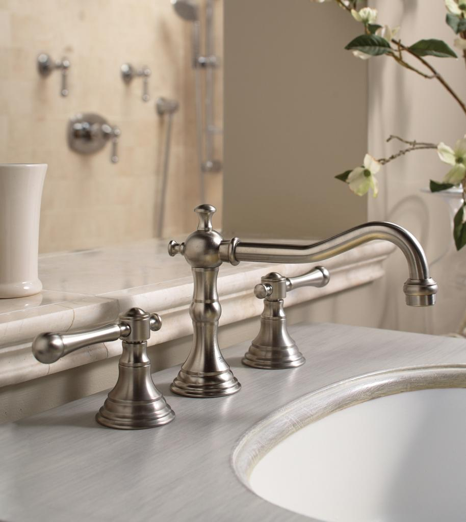 Grohe 20134000 Bridgeford 2 Handle Bathroom Faucet Touch