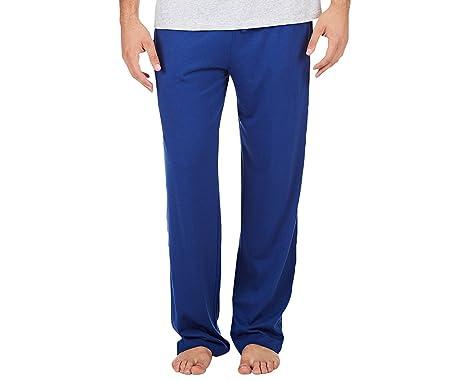 Ralph Lauren Polo Men S Supreme Comfort Knit Pajama Pants Large Blue
