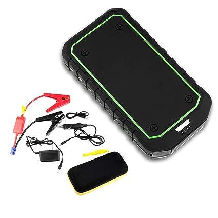 Portable Car Jump Starter >> Amazon Com Scitoo Portable Car Jump Starter Auto Battery