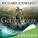 Der Wanderer (Die Götterkriege 6) Audiobook by Richard Schwartz Narrated by Michael Hansonis