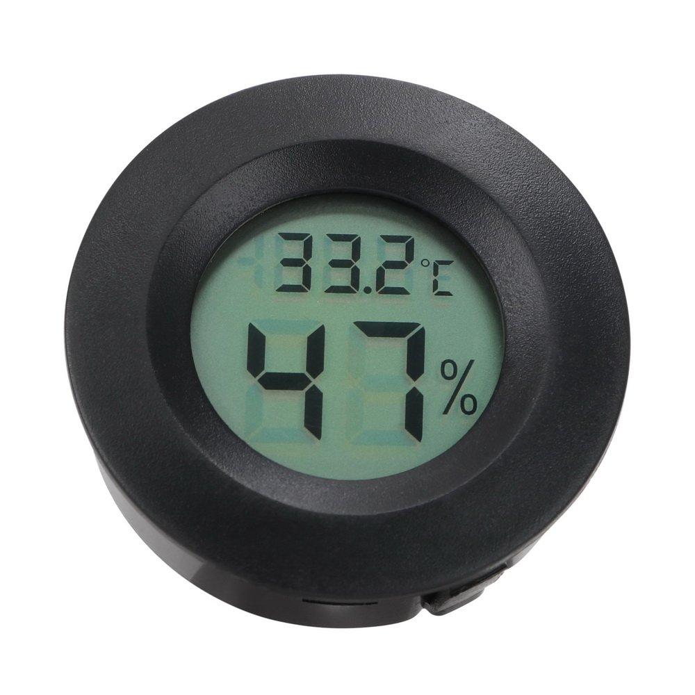 testeur de r/éfrig/érateur et cong/élateur iTimo Diywork Thermom/ètre hygrom/ètre digital LCD mesure la temp/érature d/étecte l/'humidit/é