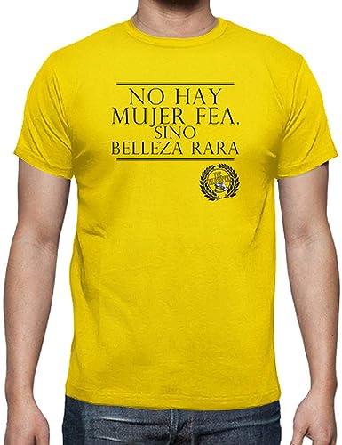 latostadora - Camiseta No Hay Mujer FEA para Hombre: mariana_godoy87: Amazon.es: Ropa y accesorios